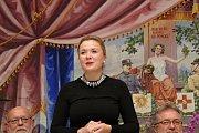Ceremoniál ve Starči navštívili i mladá poslankyně Monika Oborná.