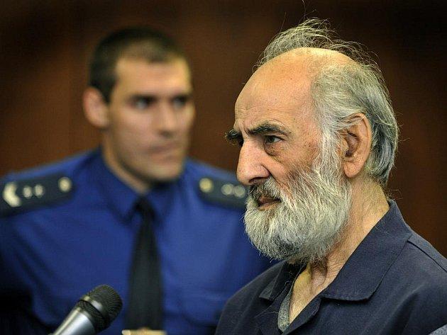PAVOL TURTÁK. Vrchní soud v Olomouci projednával odvolání v případu Pavla Turtáka, kterého v červnu krajský soud v Jihlavě poslal za vraždu pravomocně na 18 let do vězení.