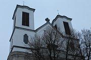 Kostel Přibyslavice