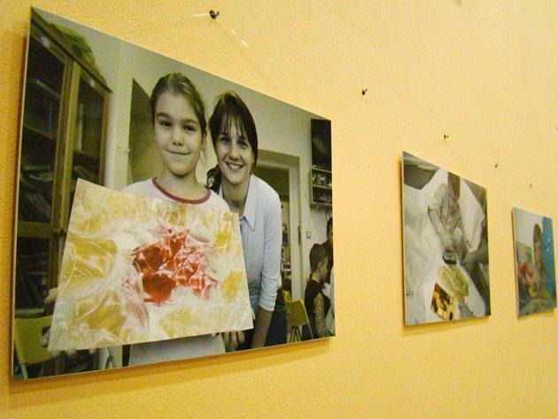 Výstava v Pasáži