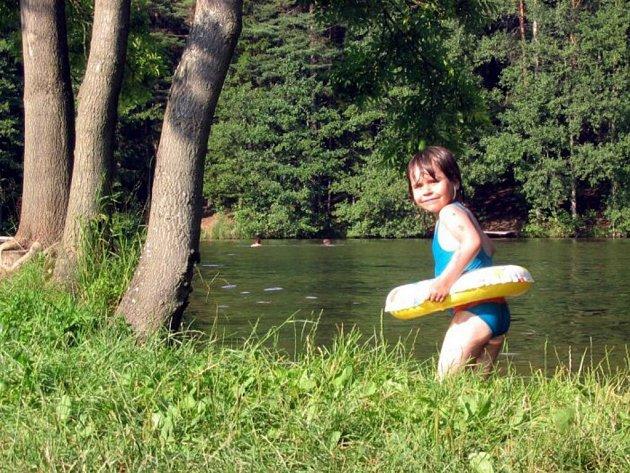 Proti situaci na začátku června se v některých rybnících a koupalištích na Vysočině zlepšila kvalita vody.