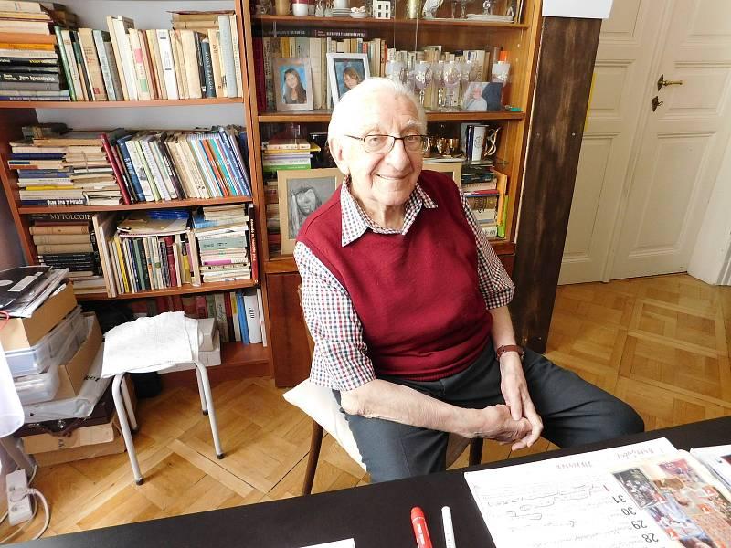 Gustav Oplustil