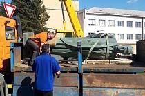 Socha Tomáše Garrigua Masaryka bude restaurována v Brně.