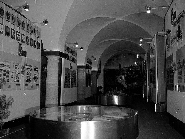 V třebíčském muzeu se konala výstava ke 110 letům Sokola.