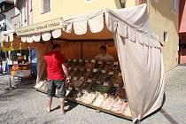 Trhy v židovské čtvrti