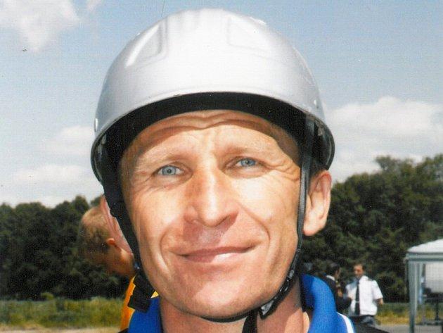 Josef Pěnča z Rudíkova.