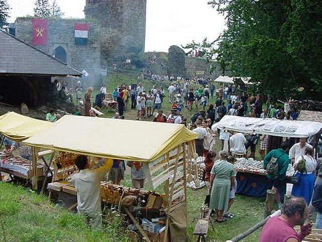 Středověké slavnosti se blíží.