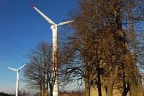 Větrníky u Blatnice jen tak stát nebudou.