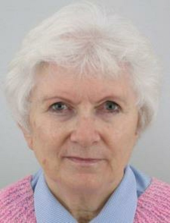 Pohřešovaná Marie Spilková.