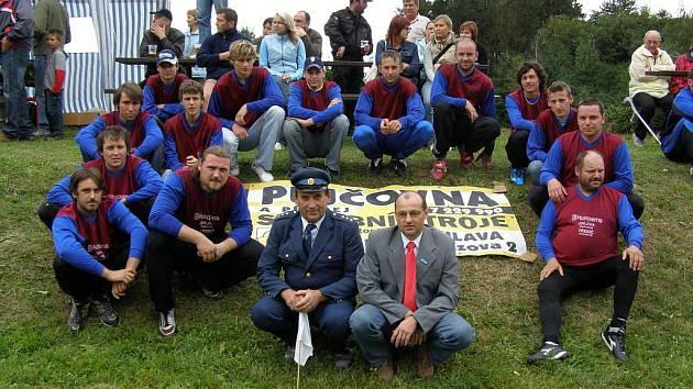 Kouty mají téměř 400 obyvatel a hasičská základna má 69 členů. Starostou je Zdeněk Neuman a velitelem Miroslav Caha.