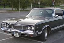 Dodge Monaco Coupe Hard Top 1968.