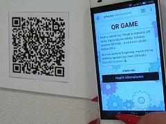 QR hra bude sloužit jako netradiční průvodce v Alternátoru.