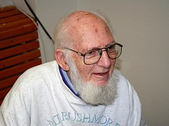 Tomáš Graumann je jedním z669 Wintonových zachráněných dětí.