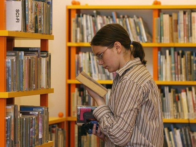 Většina čtenářů je s městskou knihovnou spokojená.