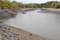 Vodní nádrž Markovka.