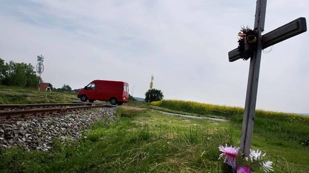 Železniční přejezdy jsou častým místem nehod