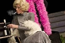 Představení Edith a Marlene pražského Divadla pod Palmovkou.