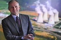Miloš Štěpanovský, nový ředitel dukovanské elektrárny.