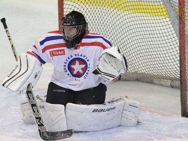 Starší dorostenci Horácké Slavie Třebíč vstoupili do nadstavbové části ligové skupiny B Východ porážkou v Šumperku a poté prohráli i na ledě Jablonce nad Nisou.