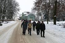 Už pojedenácté zahajuje akce v novém roce pochodem z Moravských Budějovic do Zblovic. Trať má zhruba dvacet kilometrů a je vhodná jak pro pěší různého věku, tak i pro rodiny s dětmi.