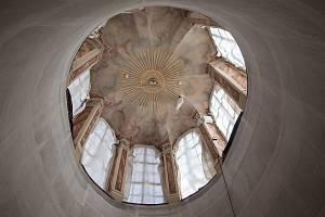 Rekonstrukce Církevního chrámu svaté Markéty v Jaroměřicích nad Rokytnou.