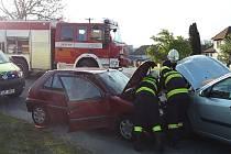 Nehoda u Blatnice.