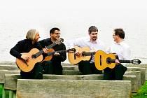 PF Guitar Quartet. Foto: MKS Třebíč