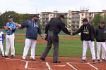 Na velmi těžkého soupeře narazili baseballisté Třebíče v další sérii extraligy.