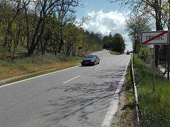 Ředitelství silnic a dálnic začne v pondělí s opravou silnice I/23 mezi Třebíčí a Vladislaví.