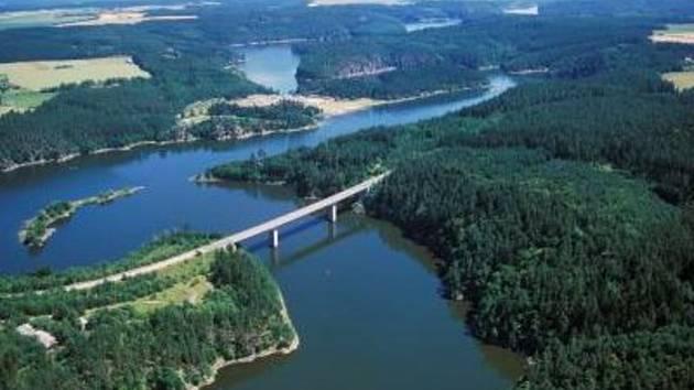 Dalešická vodní elektrárna funguje už čtyřicet let