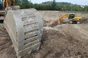 Fosfor už z Rudíkova do přehrady nepoteče. Obec staví čističku.