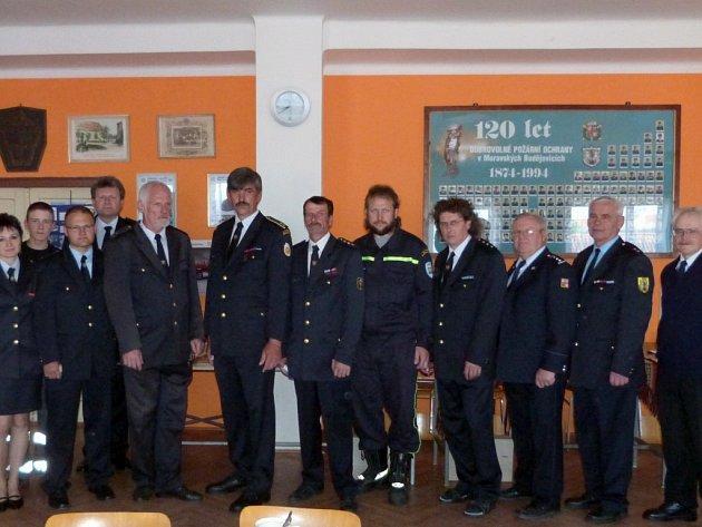 V letošním roce pětičlenná komise včele s předsedou Karlem Štěpánkem vyhodnotila jako vítěze Sbor dobrovolných hasičů v Lukově.