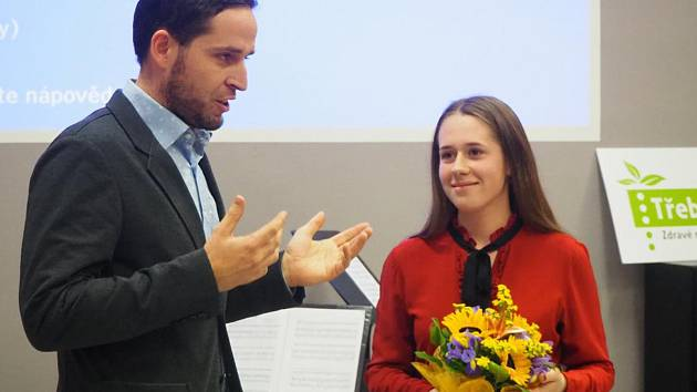 Mladá autorka napsala knihu o starostovi Třebíče Josefu Vaňkovi