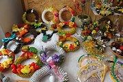 Velikonoční výstava v Lesonicích.