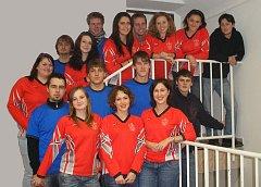 SOUTEŽNÍ DRUŽSTVA. Současné soutěžní družstvo mužů a žen ze Svatoslavi na snímku z roku 2009.  Mezi největší úspěchy patří 3. místo Třebíčské ligy 2008 a vítězství Třebíčské ligy 2009.
