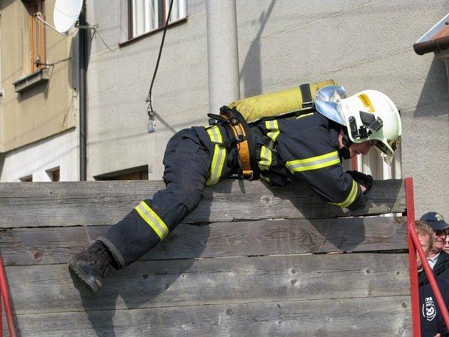 Vladislavský železný hasič.