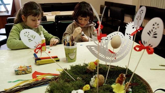 Povídání o Velikonocích v třebíčském muzeu