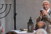 Slavnost židovské kultury Šamajim. Ilustrační foto