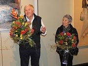 Světoznámý umělec daruje Třebíči kolekci svých děl v hodnotě přesahující 450 tisíc euro.