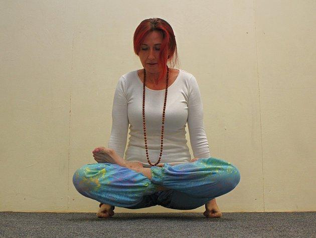 """Světlana pochází zUkrajiny. Sjógou se poprvé setkala ve své rodné zemi coby mladá dívka. """"Na Ukrajině se jóga praktikuje hodně. Lidi tam istyl jógy žijí. Hodně informací dodnes čerpám zvýchodu, který je bližší indické filozofii než civilizovanější Evr"""