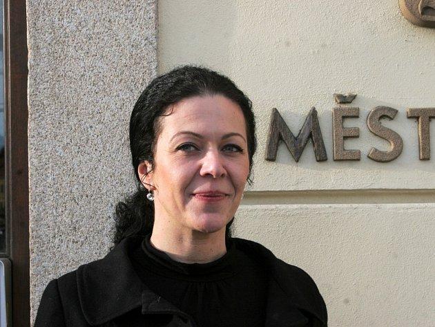 Tisková mluvčí třebíčské radnice Irini Martakidisová má řecké kořeny a momentálně žije v Netíně na Žďársku.
