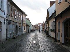 Židovské město v Třebíči.