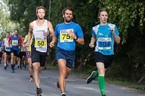 Jednatřicetiletý David Vaněk (vlevo) běhá teprve tři roky, ovšem výsledky má parádní.