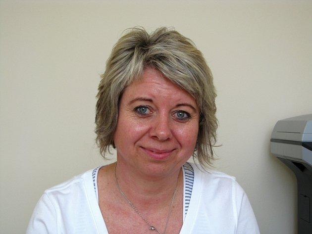 Eva Vráblová je vedoucí Domácího hospice sv. Zdislavy Třebíč.