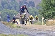 Z minulých ročníků Bike Maratonu v Kněžicích.