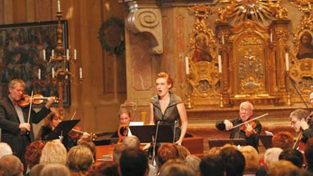 Mezinárodní hudební festival Concentus Moraviae letos nabídne 32 koncertů.