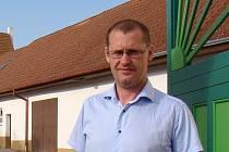 Josef Kolář, podnikatel a starosta Lovčovic.