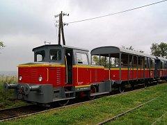 Výletní vlak se vypraví na trať z Budějovic do Jemnice v sobotu.