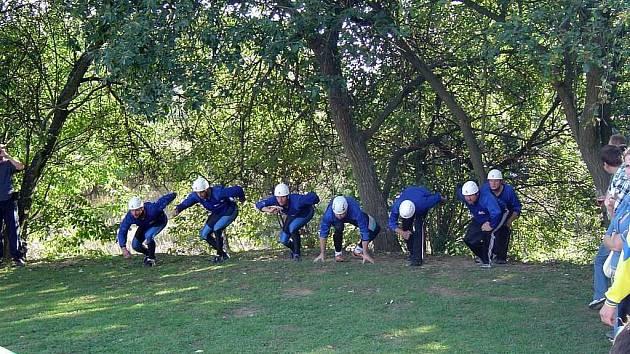 Soutěží se hasiči z Budíkovic účastní pravidelně řadu let. Většinou úspěšně.
