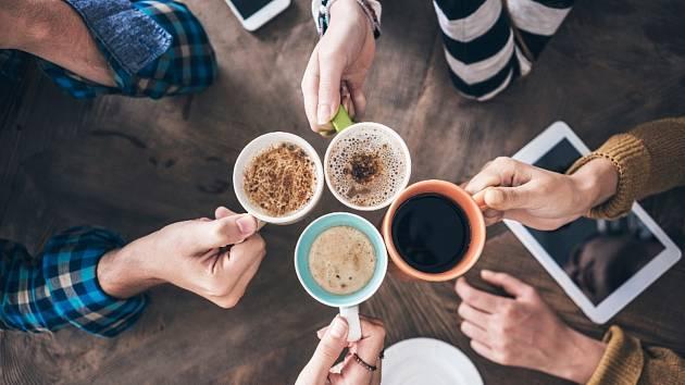 Káva je druhou nejobchodovanější komoditou na světě